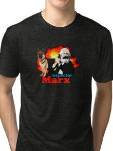Inspector Marx Tri-blend T-Shirt