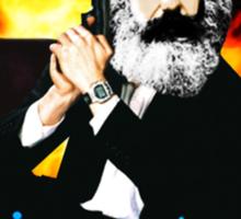 Inspector Marx Sticker