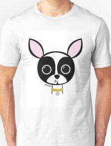 Boston Terrier Shirt - Blank Collar T-Shirt