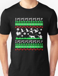 Hunting duck Christmas T-Shirt