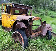 Oldtimer by Walter Quirtmair