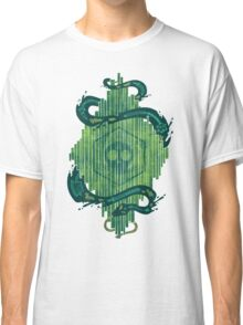 Green is the Color of Death Classic T-Shirt