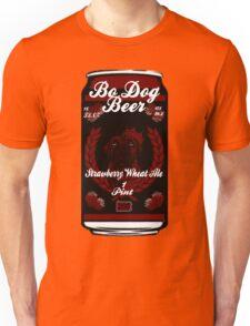 Bo Dog Beer Unisex T-Shirt
