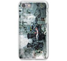 Weird War II  iPhone Case/Skin