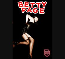 Betty Page in Lace Unisex T-Shirt