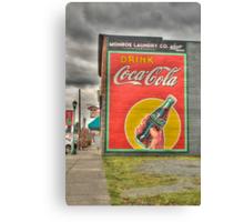 Drink Coca-Cola Canvas Print