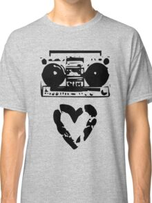 Stereo Hearts  Classic T-Shirt