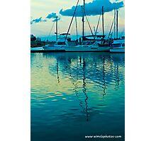 Sail Away Sail Away Sail Away Photographic Print