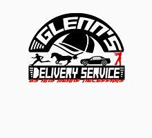 Glenn's Delivery Service - Black Men's Baseball ¾ T-Shirt