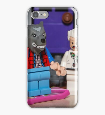 Teen Wolf Marty! iPhone Case/Skin