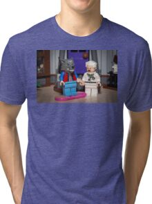 Teen Wolf Marty! Tri-blend T-Shirt