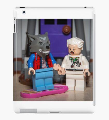 Teen Wolf Marty! iPad Case/Skin