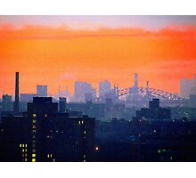 Painted City, NYC Photographic Print