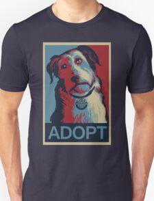 Adopt The Dog Unisex T-Shirt