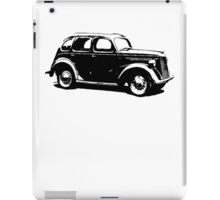 Ford Prefect 4-door Saloon iPad Case/Skin