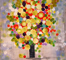 blooming tree by sweetsprout