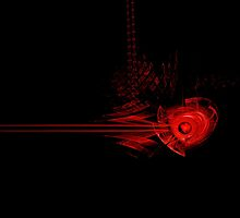 Th wounded heart by AgnesAM