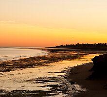 Sunrise Port Hedland by stevebrooks