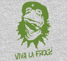Viva la Frog! One Piece - Long Sleeve