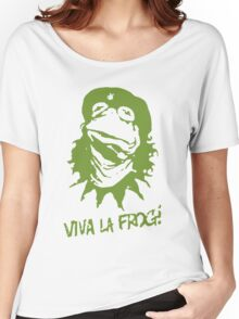 Viva la Frog! Women's Relaxed Fit T-Shirt
