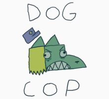 Dog Cop by lamezone