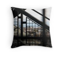 Eiffel Tower... Hidden Throw Pillow