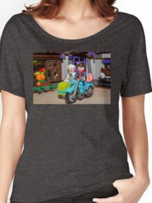 Marty and Doc ride Women's Relaxed Fit T-Shirt