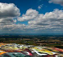 Graffiti View by Dan Lauf