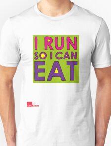 I Run So I Can Eat T-Shirt