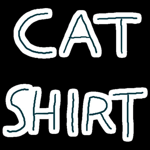 CAT SHIRT by lamezone