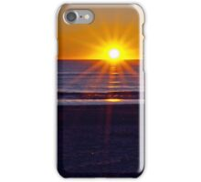 Atlantic Sunrise iPhone Case/Skin