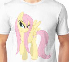 Wet Mane Fluttershy Unisex T-Shirt