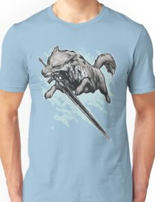 The Swordswolf Unisex T-Shirt