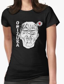 GTO Head Womens Fitted T-Shirt