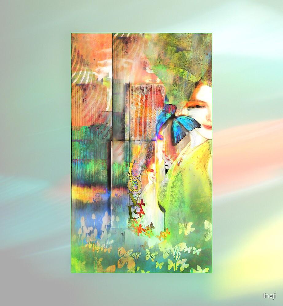 Butterfly Beatitudes by linaji