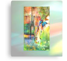 Butterfly Beatitudes Canvas Print