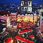 Prague Christmas Markets by ieatstars