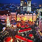Prague Christmas Markets by ieatstars