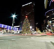Cincinnati Christmas by Stenger