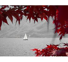 Sailin' Away Photographic Print