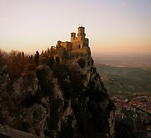 San Marino by Chad M