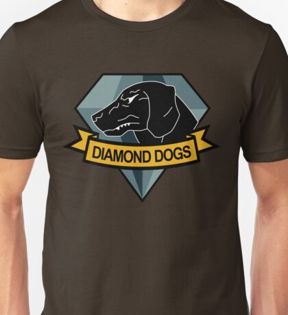 Diamond Dogs PMC Unisex T-Shirt