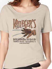 Krueger's Dream Interpretation And Child Care Women's Relaxed Fit T-Shirt