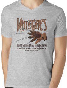 Krueger's Dream Interpretation And Child Care Mens V-Neck T-Shirt
