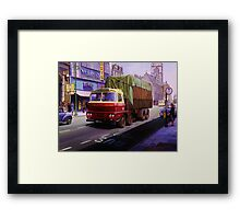 Smith of Maddiston Scammell Routeman II Framed Print