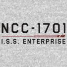 ST Registry Series - Mirror Enterprise Logo by Christopher Bunye