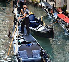 Gondola Boss! by davefozz