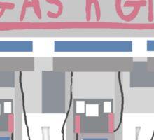 Gas N' Glug Sticker