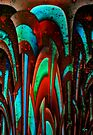 Caustic Rainbows 2 by Diane Johnson-Mosley