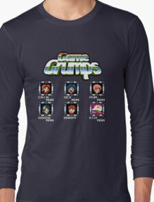 Game Grumps Megaman Long Sleeve T-Shirt
